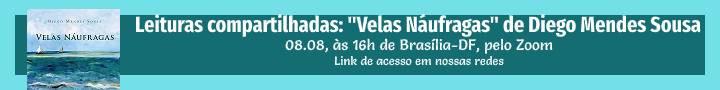 Leituras compartilhadas de Velas Náufragas de Diego Mendes Sousa