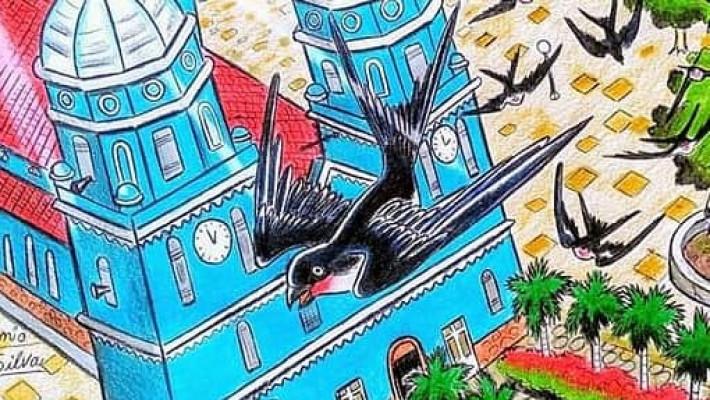 Desenho: Carlujanio Silva