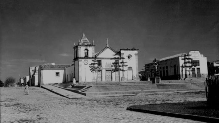 Cidade de Oeiras, no Piauí.