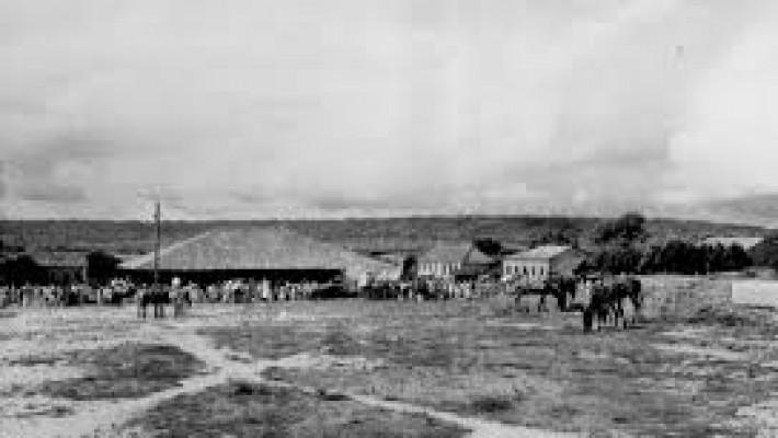 Imagem da cidade de Regeneração, antiga vila de São Gonçalo.