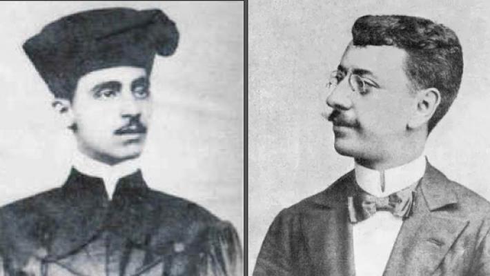 Augusto e Bilac