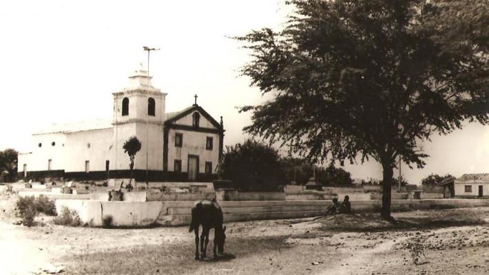 Igreja do Rosário em Oeiras-PI