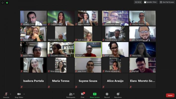 Webconferência teve grande participação