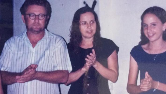 Zé Henrique, Maria José e Josélia