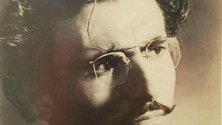 Poeta e jornalista pernambucano Rogaciano Leite