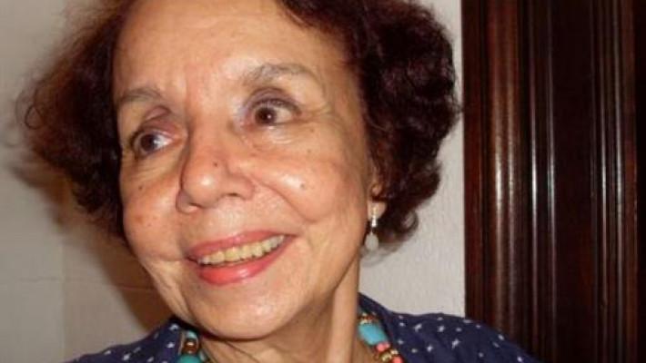 90 anos da Poeta Helena Parente Cunha (1930-)