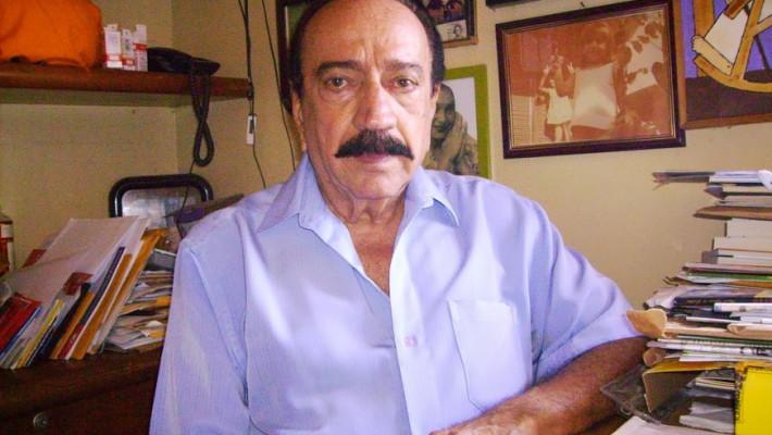Poeta Jorge Tufic (1930-2018), um dos maiores poetas do Brasil.
