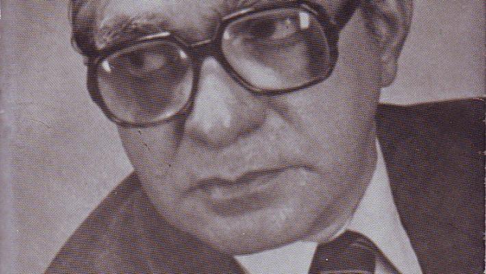 Poeta amazonense Alencar e Silva (1930-2011), um dos grandes poetas do Brasil.