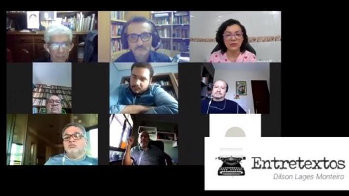 Veja como foi o 3º Círculo Literário Virtual de Entretextos: Leituras compartilhadas de L. Ruas