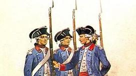 Regimento de Infantaria (Imagem colhida na Internet)