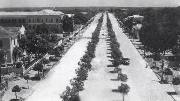Avenida Frei Serafim