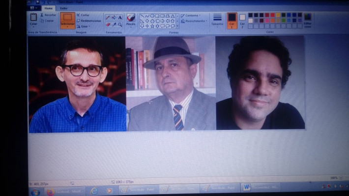Triálogo: Dílson, Elmar e Claucio comentam a Literatura Parnaibana