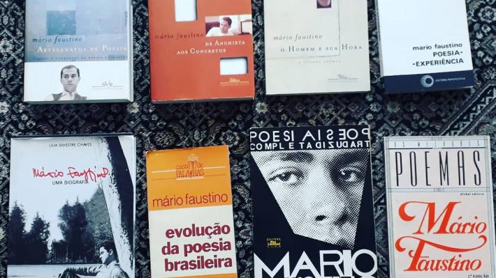 Obras editadas de Mário Faustino