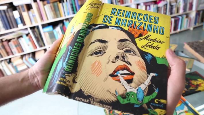 Ilustradores de Lobato em exposição