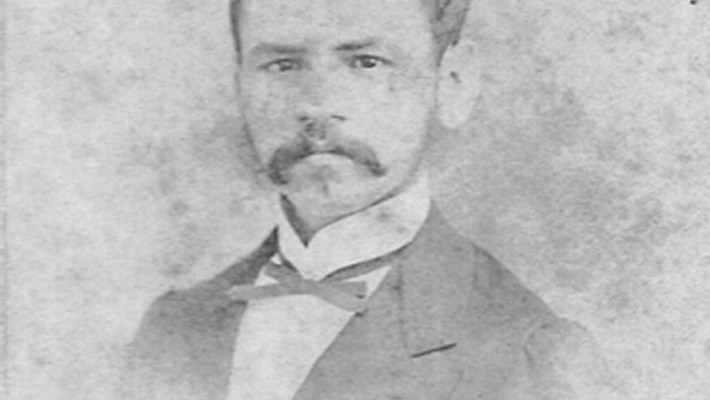 Coelho Rodrigues, então jovem professor da Faculdade de Direito do Recife.