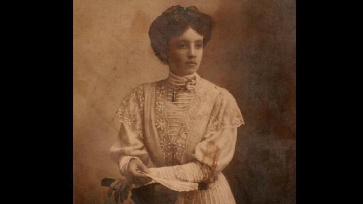 Maricas Sá, musa do poeta Nogueira Tapety.