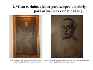 Nasceu Dom Frei Manuel da Cruz, em 5 de fevereiro de 1690, na Casa do Carvalhal, freguesia de Santa Eulália da Ordem, comarca de Lousada, quarenta quilômetros ao norte do Porto.