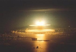 Nova ameaça nuclear