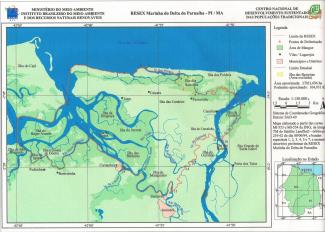 E graças a esse cronista ficamos sabendo que desde antes do ano de 1587, o delta parnaibano era habitado por índios Tapuias