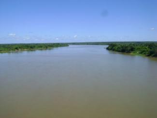 Rio Parnaíba, antigo Rio Grande dos Tapuias