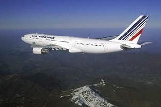 Le vol Rio-Paris d'Air France