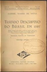 Tratado descritivo do Brasil.