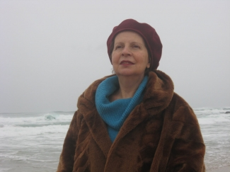 Maria Azenha: novo livro já à venda no Brasil