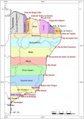 Segundo o juízo de alguns autores, o Piauí ficou pertencendo à Capitania Hereditária de quarenta léguas de terras na costa que, por Carta Régia de 19 de novembro de 1535